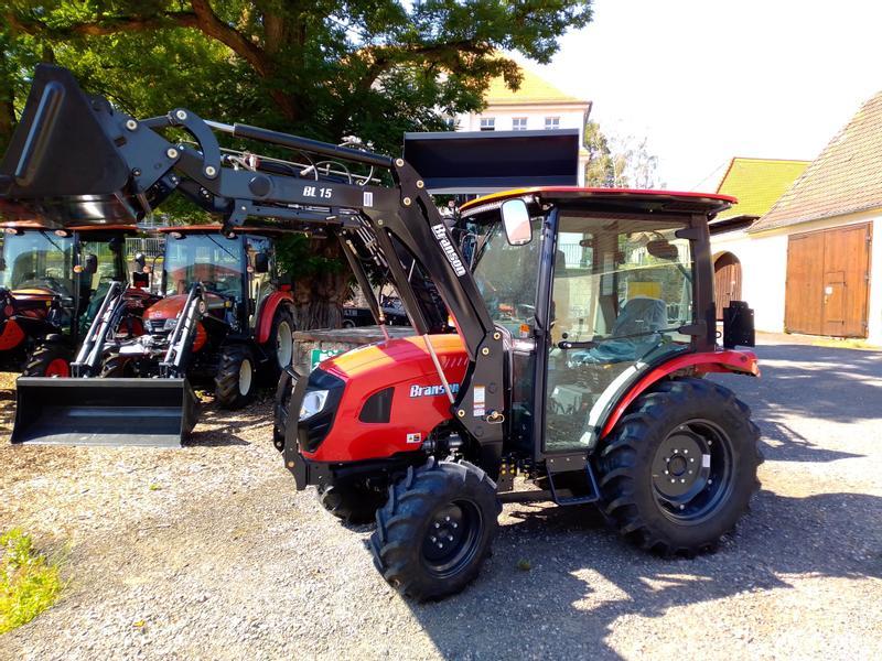 Branson Traktoren gebraucht traktorpool.at